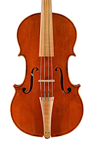 Baroque viola made by Wolfgang Schiele